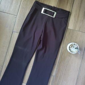 Street Code straight leg dress pants S stretch